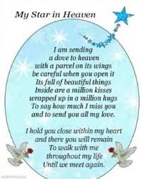 my star in heaven quotes quote heaven in memory | Grandma ... via Relatably.com