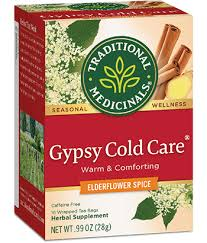 Gypsy Cold Care® | FREE 1-3 Day Delivery - Traditional Medicinals