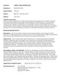 hotel front desk resume examples  corezume coresume application  front desk supervisor resume front desk clerk resume