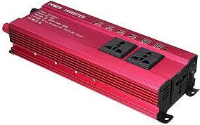 QWERTOUY Peak 10000W Car Solar Power Inverter DC 12V to <b>AC</b> ...