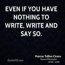 「Marcus Tullius Cicero said」の画像検索結果
