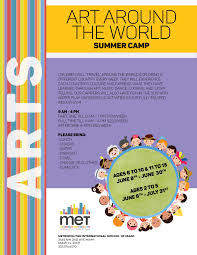 summer camp flyer info met summer camp flyer all art metropolitan international school