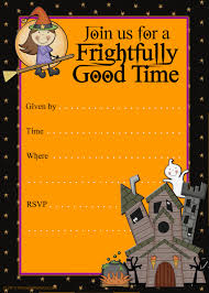 halloween party templates for invitations com halloween party invitations templates theruntime