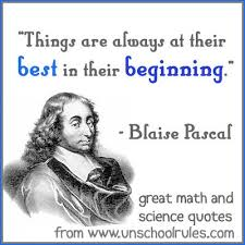 Kicking off a fun new series: Quotes by great mathematicians and ... via Relatably.com