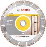 <b>Диск алмазный</b> Universal (<b>230х22.2</b> мм) <b>Bosch</b>, цена в ...