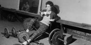 why lifting weights makes you live longer