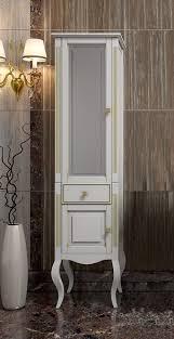 <b>Шкаф</b>-<b>пенал Opadiris Лаура</b> L 45 белый купить в Москве ...
