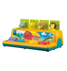 Развивающая игрушка <b>Little Hero</b> Эти забавные животные ...