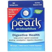 Nature's Way <b>Probiotics Pearls Acidophilus</b>