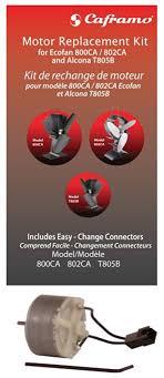 Caframo Limited MRKCA02BX Ecofan Replacement Motor Kit