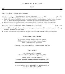 resume sample for electronics test engineer electronics test engineer resume sample electronic engineer resume sample