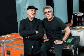 <b>The Who</b> on Their New Album and Not Seeing Eye to Eye - Rolling ...