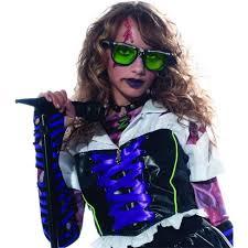 Rubie's <b>Skull Bone</b> Hologram Sun Glasses <b>Costume</b> Accessory Child