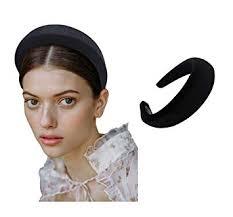 Padded Headbands Fashion Women Thick Velvet ... - Amazon.com