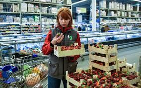 Сервис по доставке продуктов — <b>как устроена экономика</b> e-grocery