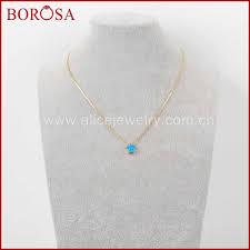 <b>BOROSA 5</b>/<b>10pcs</b> Gold Color 10mm Star Japanese Opal Beads ...