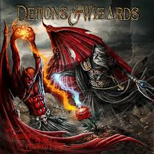 <b>Demons</b> & <b>Wizards</b>: <b>Touched</b> By The Crimson King (Remasters ...