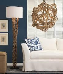 image of nautical floor lamps ideas chandelier floor lamp home lighting