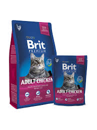 <b>Brit Premium Cat</b> Adult Chicken – Brit