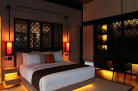 materials should be natural add some plants flowers or bonsai as the decor of the room here is asian bedroom ideas equipped with zen look asian style bedroom furniture