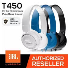 Original JBL_ <b>450BT Wireless</b> Headset <b>bluetooth Head</b> Phone ...