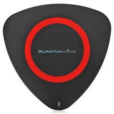 Купить <b>Беспроводное</b> зарядное устройство <b>Qumann QWC</b>-<b>01</b> ...