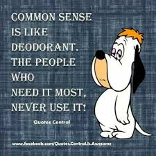 Droopy meme on common sense | quotes | Pinterest | Disney Humor ... via Relatably.com