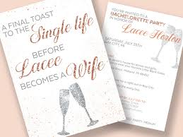 bachelorette invitations bachelorette party itinerary a 128270zoom