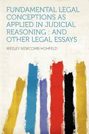 fundamental legal conceptions as applied in judicial reasoning fundamental legal conceptions as applied in judicial reasoning and other legal essays wesley newcomb hohfeld 9781290671880 com books