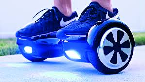 <b>Electric scooters</b> and <b>Hoverboard</b> on Robot Advance