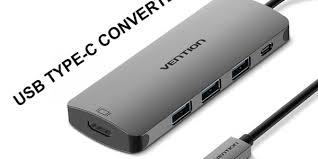 <b>USB Type C</b> Adapter - <b>Vention</b>
