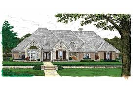 Beautiful One Story Country House Plans   Single Story Farmhouse        Inspiring One Story Country House Plans   French Country House Plans One Story