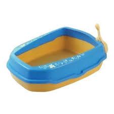 Туалет-<b>лоток</b> для кошек <b>WC Closet</b> 3968 50х37х17 см - купить ...