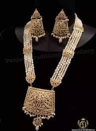<b>Gold</b> and moti <b>vintage necklace</b> | <b>Jewelry</b> patterns, Indian wedding ...