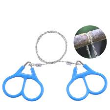 <b>Portable</b> Mini Outdoor Stainless Steel <b>Line</b> Wire <b>Saw</b> Survival Cable ...
