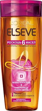 """L'Oreal Paris Elseve <b>Шампунь для волос</b> """"Эльсев, Роскошь 6 масел"""""""