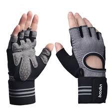 <b>Exercise</b> & <b>Fitness</b> Dopobo Women Weightlifting Gloves <b>Half</b>-<b>Finger</b> ...