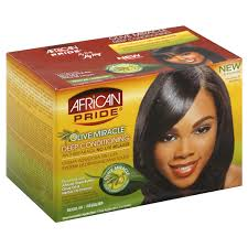 African Pride <b>Olive</b> Miracle Deep Conditioning <b>Anti</b>-Breakage No ...