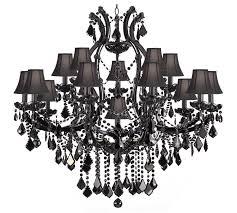 awesome fruit and color crystal chandelier chandeliers crystal chandelier also black crystal chandeliers black crystal chandelier lighting