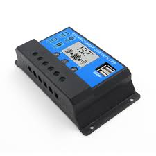 <b>LCD 60A 50A 40A</b> 30A 20A 10A 12V 24V PWM Solar Charge ...