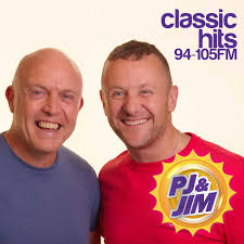PJ & Jim on Classic Hits