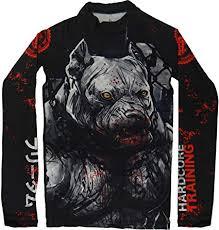 <b>Hardcore Training</b> Rash Guard For Boy - Compression Shirt Kids ...