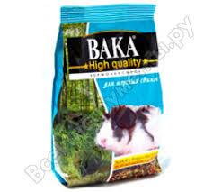 Корм для морских свинок <b>ВАКА High Quality</b> 500г 54227 - цена ...