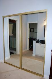 mirrored sliding closet doors makeover charming mirror sliding closet doors toronto