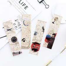 <b>6 set Lot</b> Europe travel bookmark London Greece book marker ...