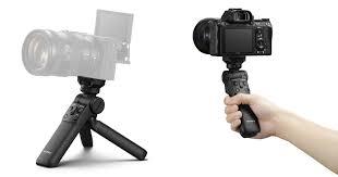 Sony Unveils Wireless <b>Shooting Grip</b> for Mirrorless <b>Cameras</b>