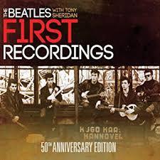 <b>BEATLES</b> - <b>Beatles With</b> Tony Sheridan: First Recordings 50th ...