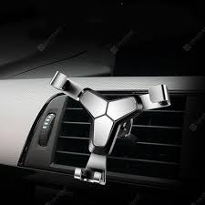 <b>LEEHUR</b> Metal ABS <b>Universal</b> Gravity <b>Car</b> Holder Stand Bracket for ...