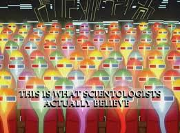 Image result for scientology origin story