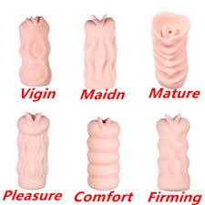 <b>Silicone</b>-<b>Soft</b>-<b>Realistic</b>-Artificial-Vagina-Male-Masturbator-Fake ...